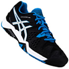 T�nis Asics Gel Resolution 6 Clay Preto, Azul e Branco