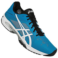 T�nis Asics Gel Solution Speed 3 Azul e Branco