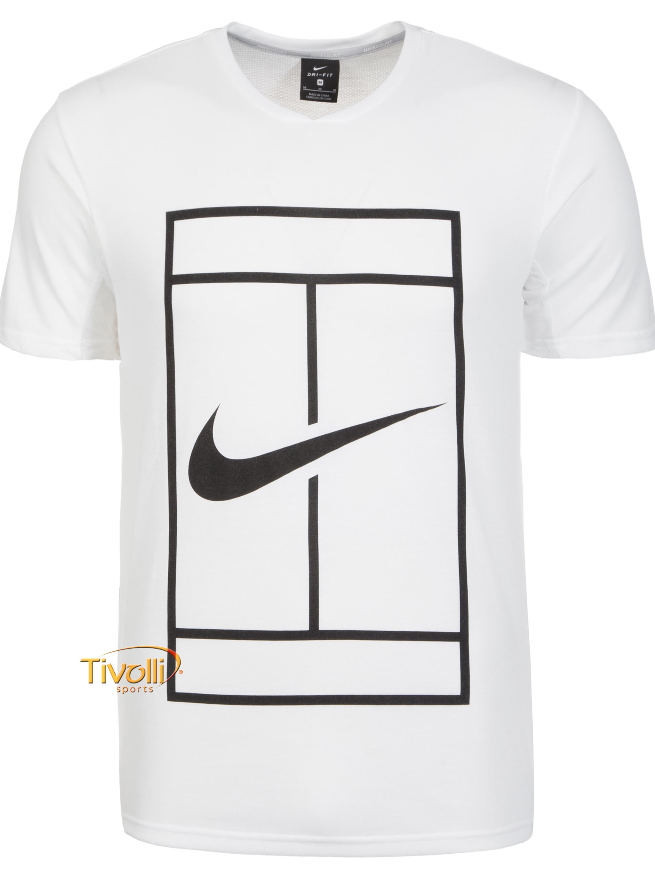 Camiseta NikeCourt Dry Sleev